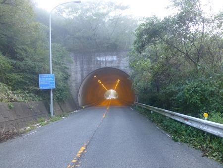 鉢巻山トンネル